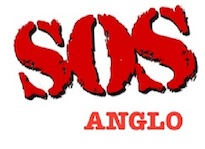 SOS Anglo translation services logo