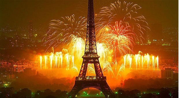 Happy New Year from Cle France