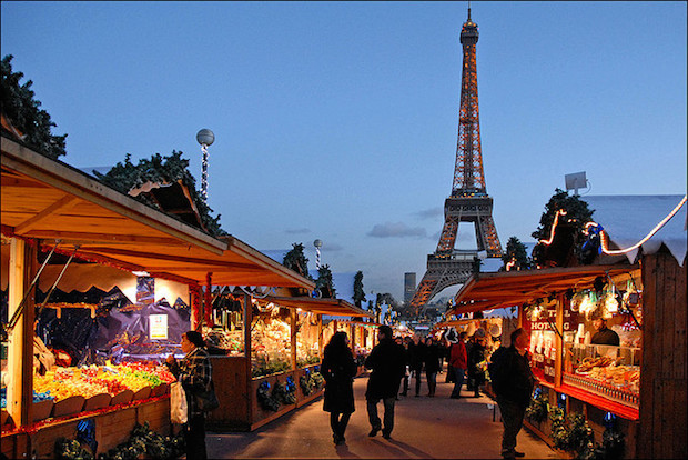 Christmas Winter Markets in France