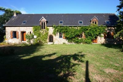 Beautiful French Longere Style House