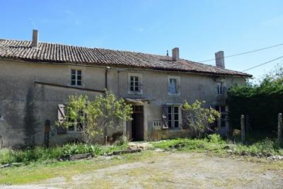 Stone House To Renovate with Outbuildings