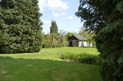 Large House With Outbuildings In A Beautiful Parkland Plot