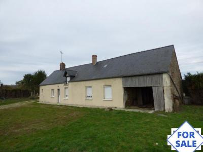 Traditional French Longere House, Great Project