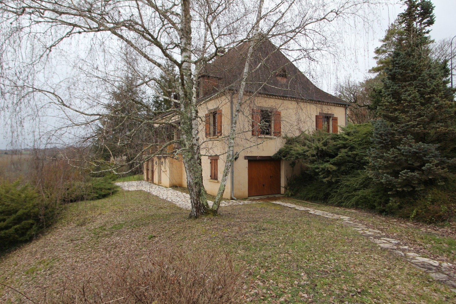 Charming Perigourdien House with Panoramic View