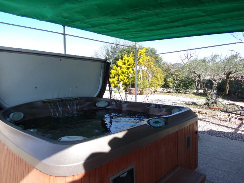 Two Guest Gites and Swimming Pool