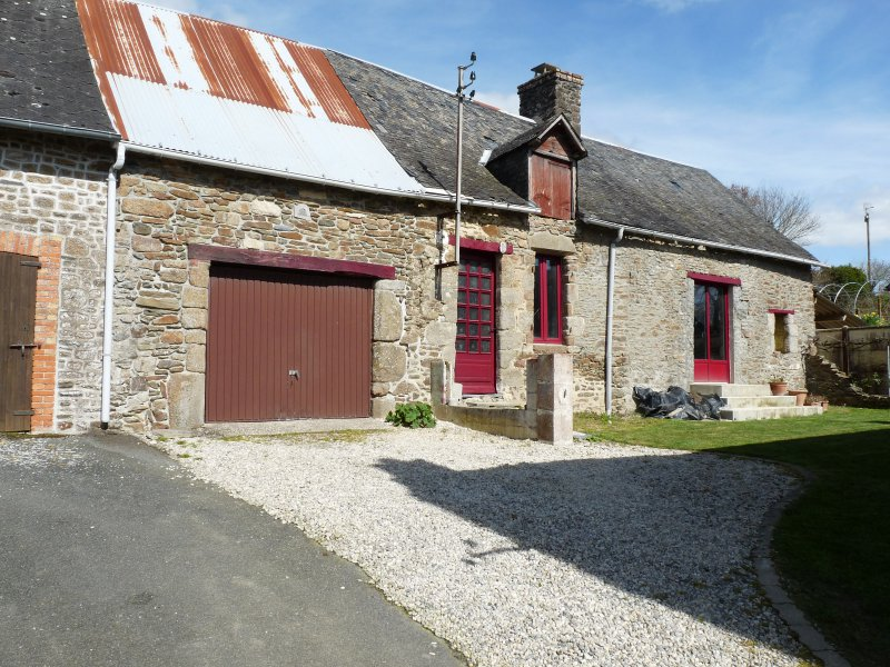 Two Beautiful Houses with Outbuildings