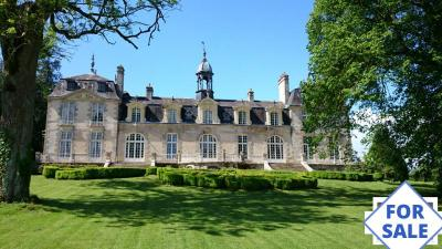 Stunning Period Chateau in 16 Hectares