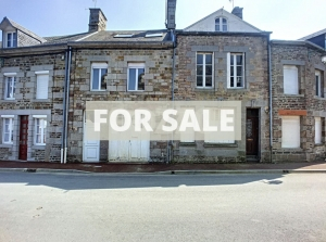 Lovely Village House with More Potential