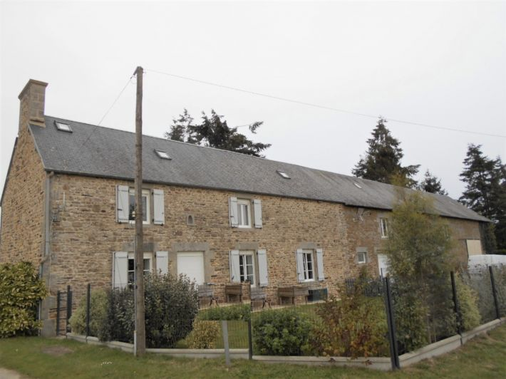 Large Longere Style Country House