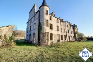 Escape to this Chateau to be Restored