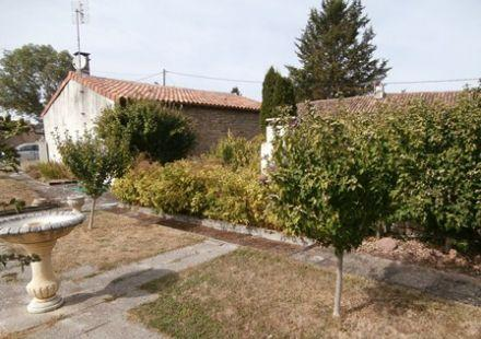 Detached Village House, Lovely Garden