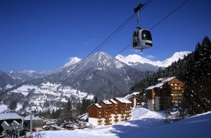 Apartment For Sale in Ski Resort