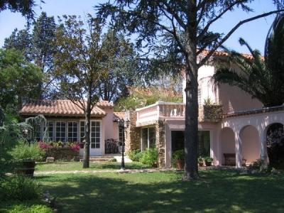 Spacious Property With Main Residence And 2 Gites On A 1215 M2 With Pool And Lush Gardens.
