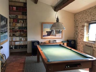 Beautiful Property With Main Residence Of 6 Bedrooms And A Gite On 8570 M2 With Pool.