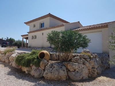 High Quality Architect Villa With 206 M2 Of Living Space On 1796 M2 With Pool And Views.