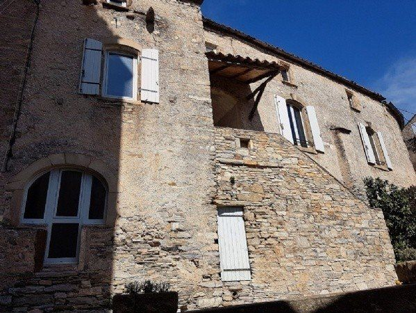 Character Stone Property With Independent Gite, Courtyards, Terrace Et Magnificient Views.