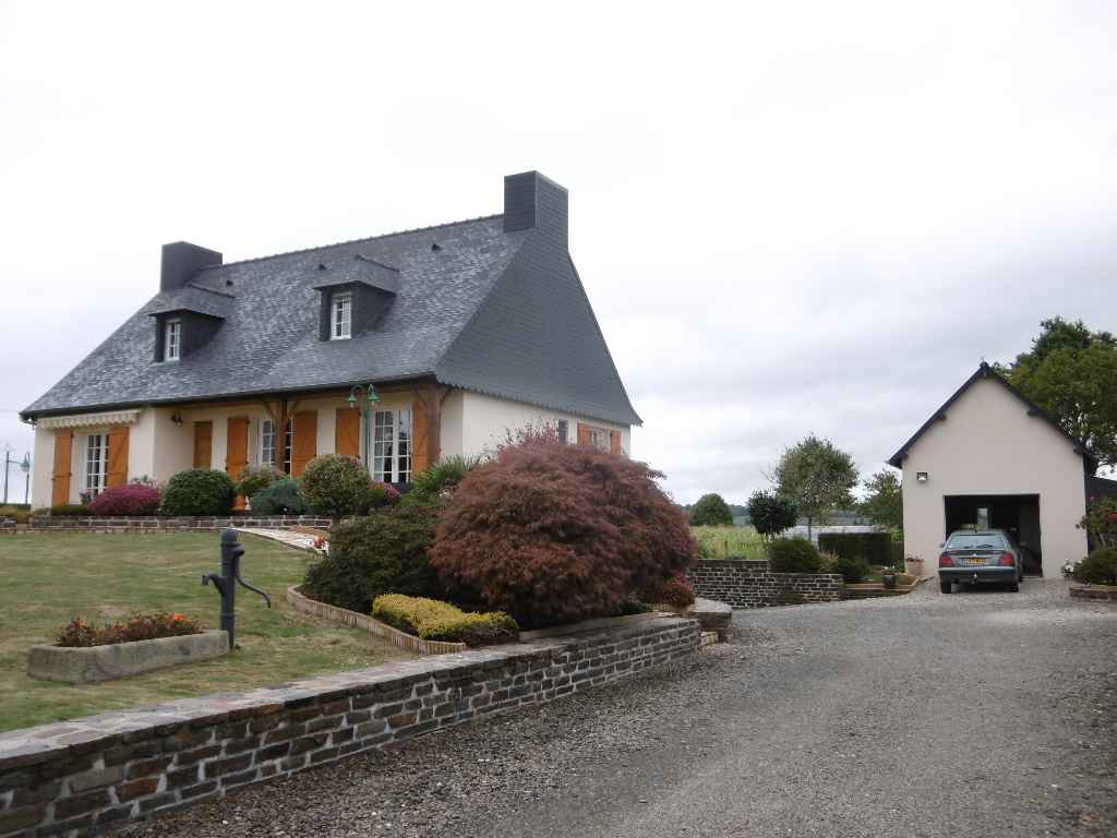 Traditional Detached French House