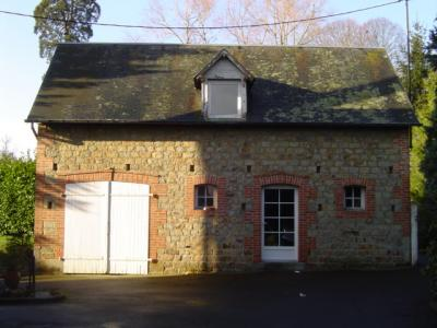 Manor House Style Property with Gite Potential Outbuilding