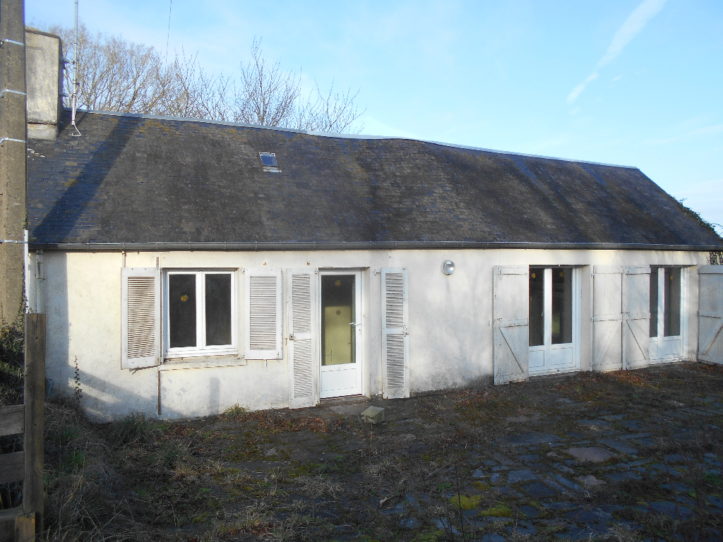 Detached Country House with Very Nice Open View