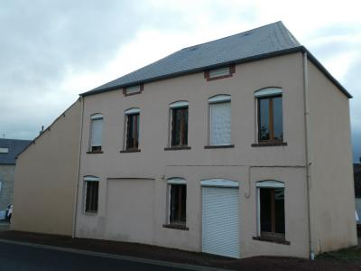 Typically French Town House with Garage