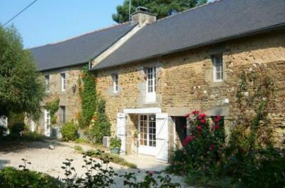 Splendid French Longere Farmhouse